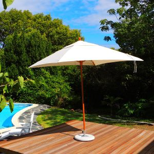 Customised parasols from Cape Canvas. Somerset West, South Africa.