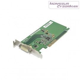 Carte Adaptateur DVI-D Sil 1364A ADD2-N Pci-E Express Double Ecran Low Profile