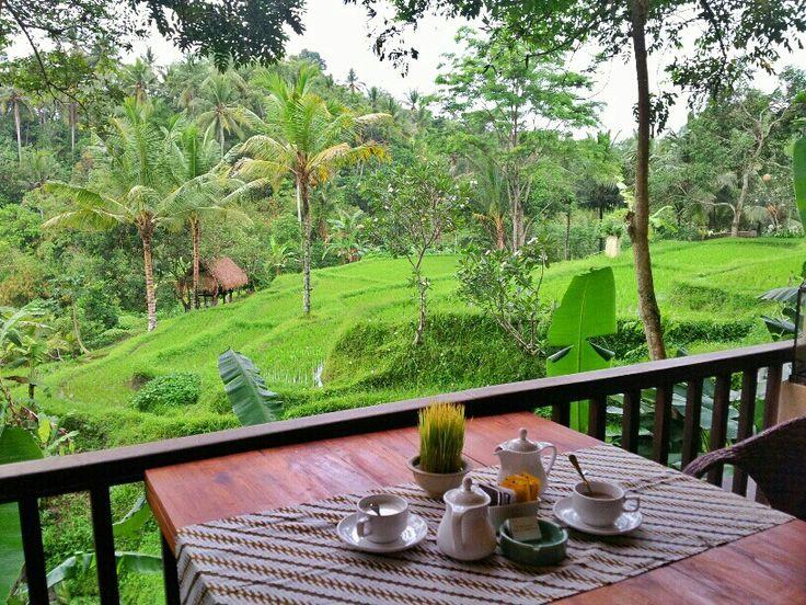 Afternoon tea #komaneka #ubud