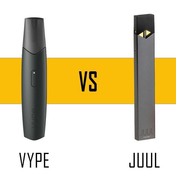 The Vype ePen Vs the Juul | Savory Vapes Competitions in 2019 | Vape