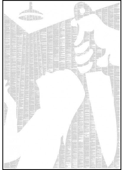 Psycho - Book Poster - http://spinelessclassics.com.au/Psycho-Book-Poster