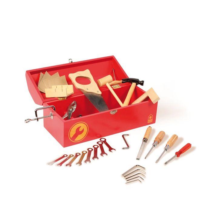 1000 id es sur le th me caisse outils sur pinterest - Malette outils enfant ...