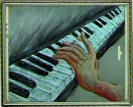 piano by jelien*, via Flickr
