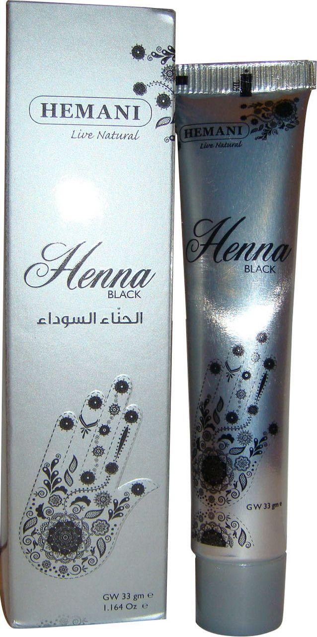 myHenna.US - Hemani Body Art Quality Henna Tube Natural Herbal Henna in 2 Colors, $2.99 (https://www.myhenna.us/hemani-body-art-quality-henna-tube-natural-and-herbal-henna-in-2-colors/)