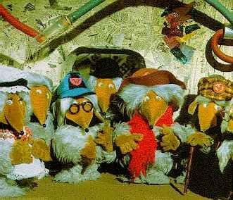 THE WOMBLES The stories of Great Uncle Bulgaria, Tobermory, Tomsk, Orinoco, Wellington, Bungo and Madame Cholet from Wimbledon Common.