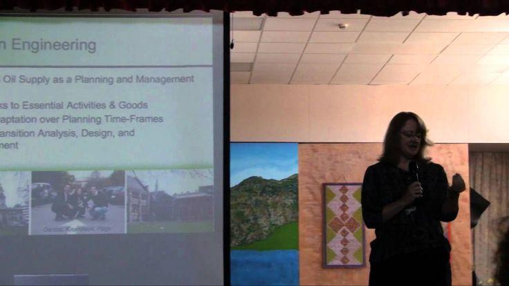 Susan Krumdieck: Sustainable Transport and Urban Design