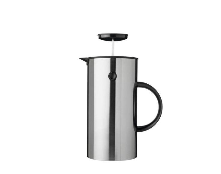 Kávovar EM77, steel | DesignVille