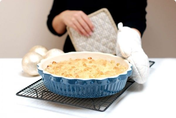 Apple Crumble con Thermomix
