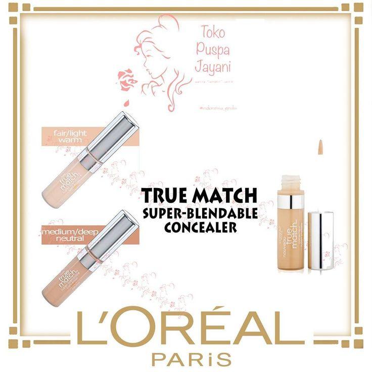 L'OREAL TRUE MATCH CONCEALER . . Harga : 102.000 . #kosmetik#kosmetikmurah#kosmetikori#jualkosmetik#makeup#jualmakeup#original#lifestyle#grosir#wanita#cantik#bandungjuara#onlineshopping#online#shop#tokokosmetik#onlineshopindo#puspajayani#makeupartist#design#revlon#maybelline#olay#maxfactor#eyeshadow#lipstick#powder#eyeliner#liptint http://ameritrustshield.com/ipost/1548393053274180058/?code=BV8_0c5Fwna