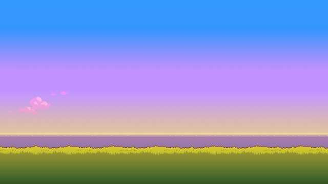 Update New Version Of The 8bit Day Wallpaper Set Pixel Wallpaper Changes Based On Time Of Day Download Different Resolutions And Installation Instructions Art Wallpaper Pixel Art Retro Painting