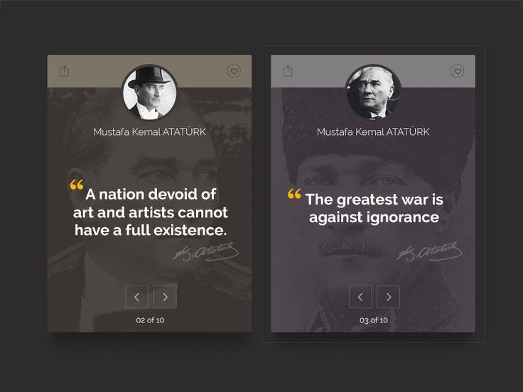Ataturk Quotes