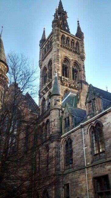 Universidade de Glasgow/ Escócia - UK 01/2017