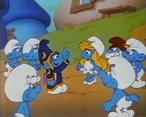Cartoni anni '80: I puffi