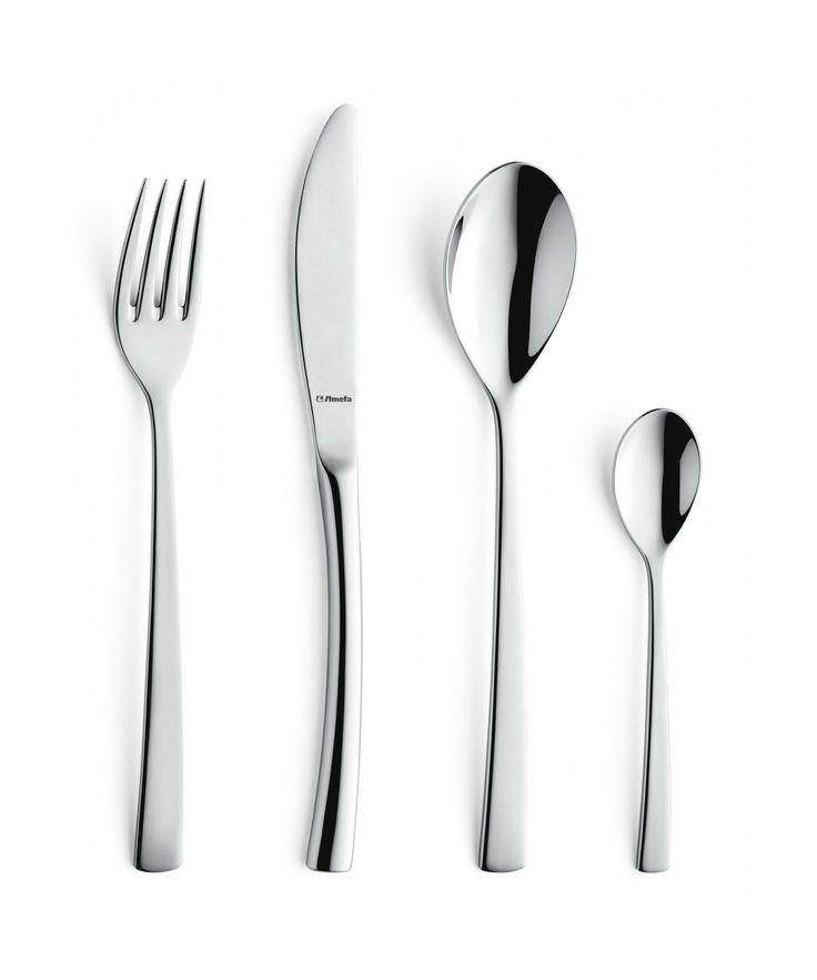 40-piece Amefa cutlery set Aurora
