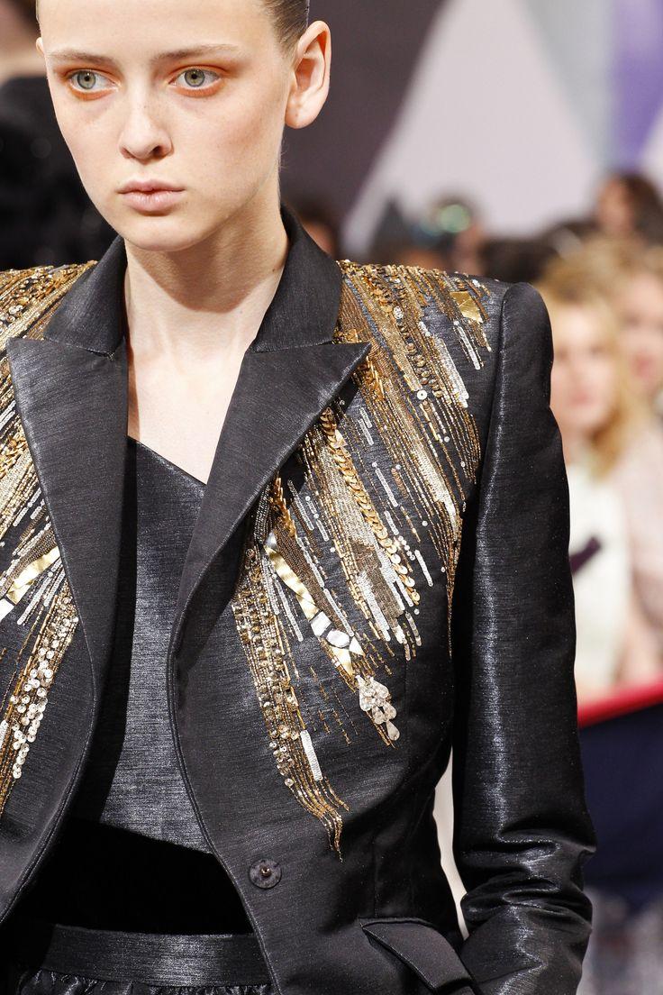 Schiaparelli Fall 2016 Couture Fashion Show Details
