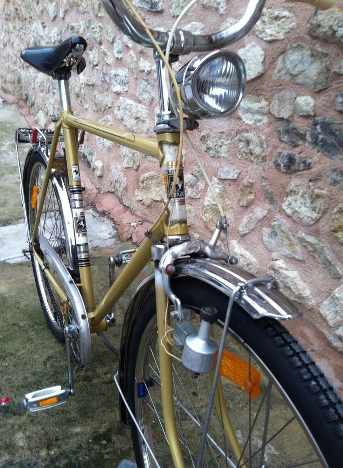 Vintage Bike Staiger Luxus 1964