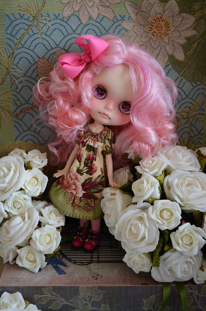 In Roses by Robynne of Brenne, via Flickr