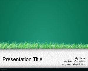 Green Grass PowerPoint Template is a free green theme for PowerPoint presentations that you can download for Microsoft PowerPoint