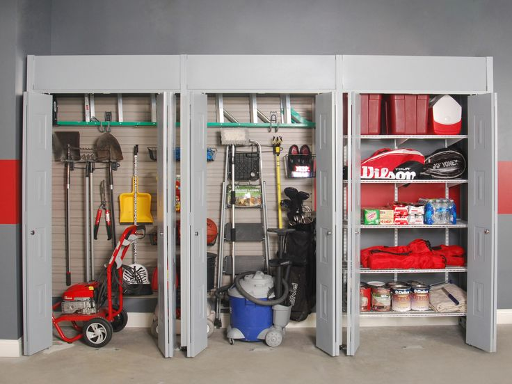 33 best Garage images on Pinterest Garage organization Garage