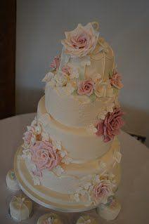 Wedding Cake Supplier Based In Worcester