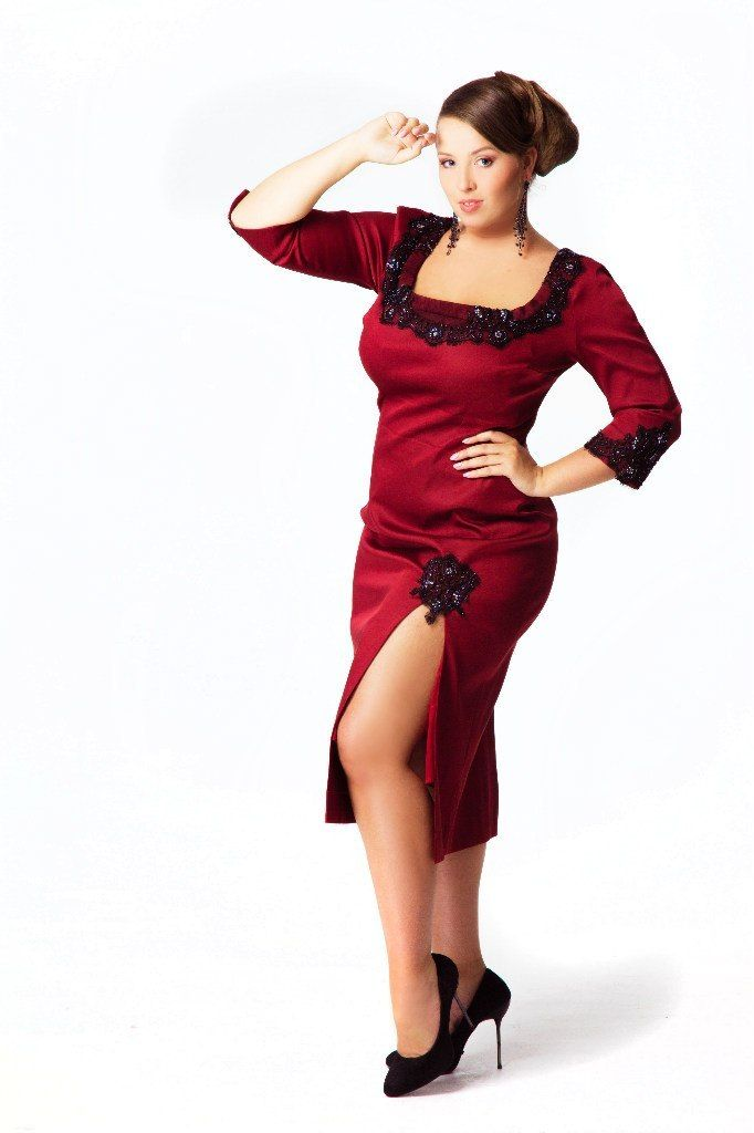 Russian Plus Size Model Viktoria Manas Photos By Anna