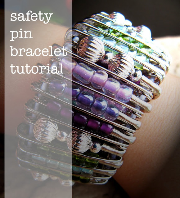 87 best safety pin crafts images on pinterest safety for Safety pins for crafts