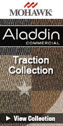 Aladdin Traction Collection - Save 30-60% - Call 866-929-0653 for the Best Prices! Aladdin by Mohawk Commercial Carpet