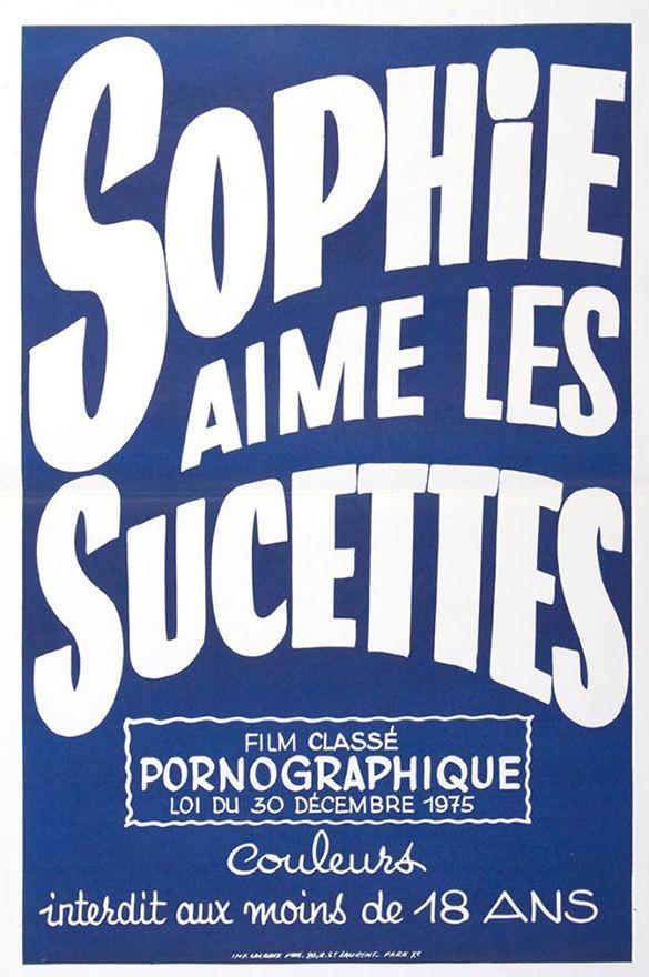 Top 14 des affiches pornos version années 70 (ya pas de nichons vous pouvez y aller)