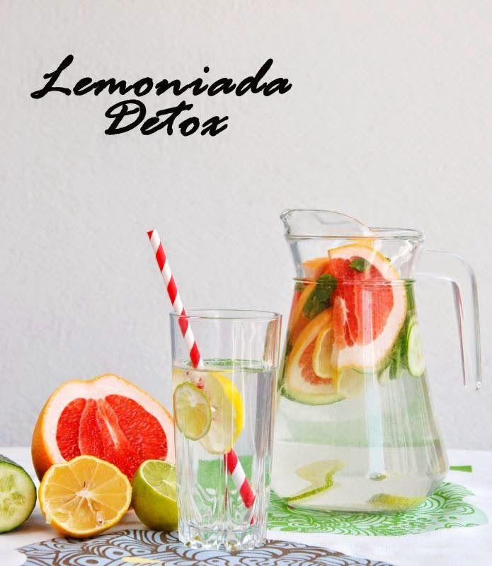 Lemoniada Detox
