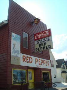 "The ""Original"" Red Pepper -  Grand Forks, North Dakota."