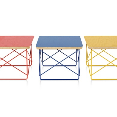 Herman Miller Inc. | Limited Edition Eames Wire Table | Side Tables | Share Design | Home, Interior & Design Inspiration