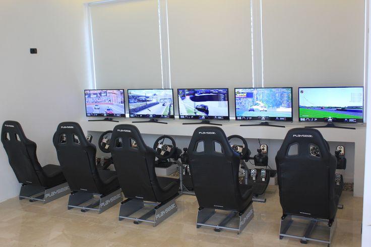 Zona FUN - Simulatoare Auto