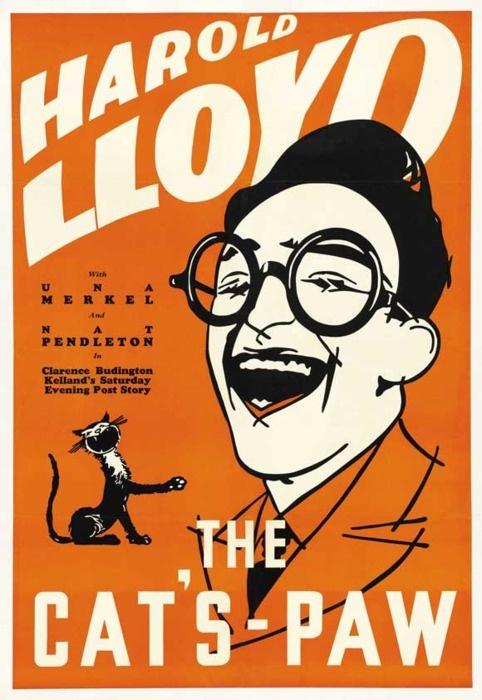 Cat S Pawmovie Poster