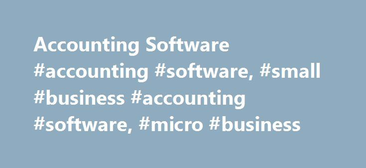 Accounting Software #accounting #software, #small #business #accounting #software, #micro #business http://attorneys.remmont.com/accounting-software-accounting-software-small-business-accounting-software-micro-business/  # 'A good alternative' As an accountant in Public Practice I have found Nominal Accounting to be very simple to use, with many good features for small business. I also (...Read More)