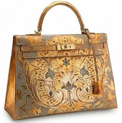 Hermes - Golden bag by Janny Dangerous