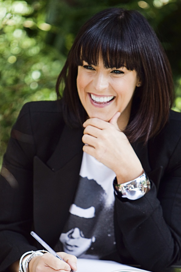 Anna Richardson - her stuff is always fun to watch plus she looks great, I honestly thought she was ten years younger than she is.