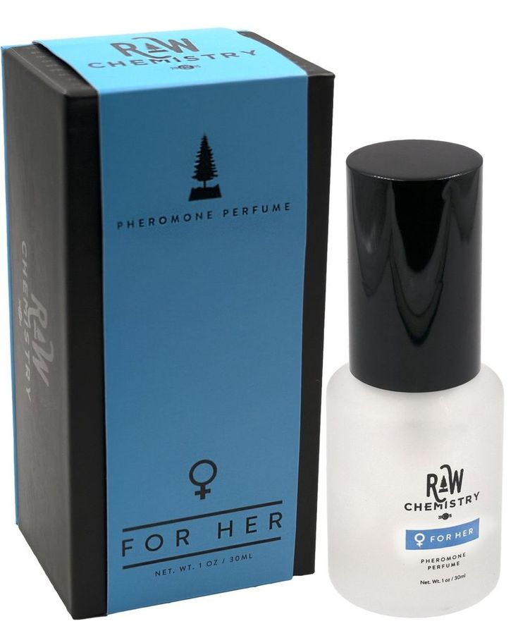 Pheromone Perfume 1 fl.oz Cologne Spray for Women Perfect Christmas Gift Idea #RawChemistry