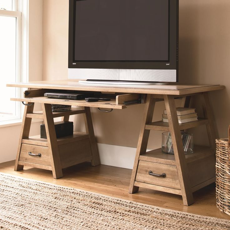 26 Best Images About Sawhorses On Pinterest Modern Desk