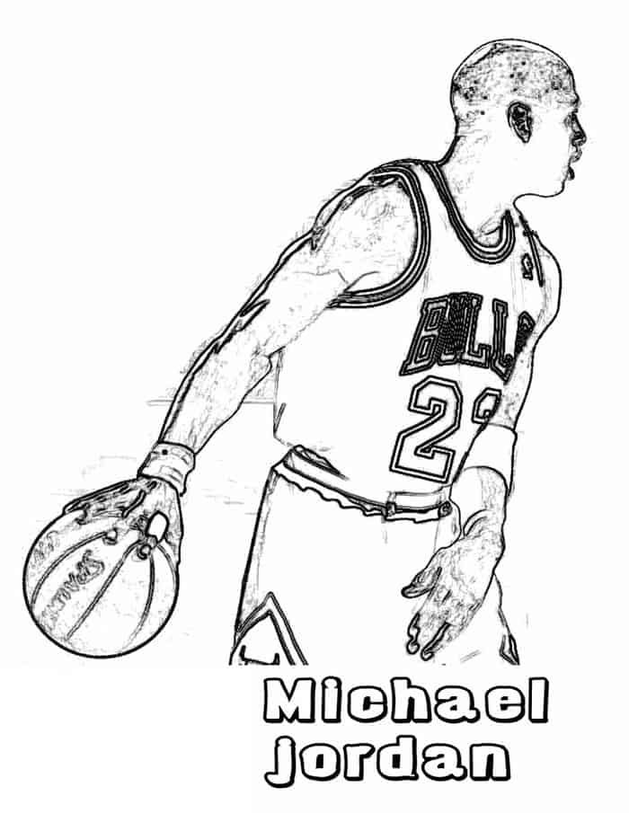 Basketball Players Coloring Pages Coloring Pages To Print Sports Coloring Pages Coloring Pages