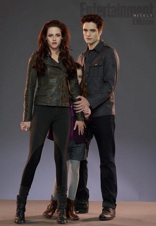 9.De Cullens verzamelen allemaal vampiers die willen getuigen dat Renesmee geen gevaar toont voor de vampieren wereld. Ze vinden allerlei vampiers en die zillen ook allemaal getuigen dat Renesmee geen gevaar brengt.