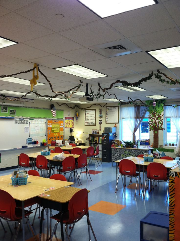 Classroom Decoration Jungle : Best jungle theme classroom images on pinterest