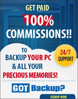 Everyone needs backup and you can earn 100% commission to back up YOUR mobile devices and PC.  Become a FOUNDING MEMBER during this prelaunch