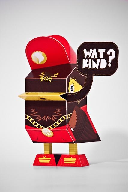 Wat Kind?    www.urbskipapertoys.com