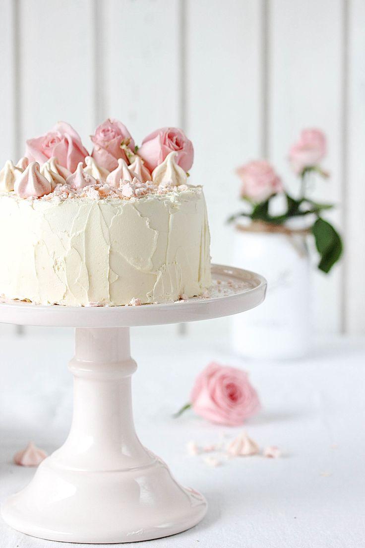 Pfirsich-Joghurt Torte