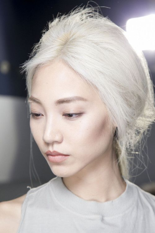 white hair styles best 20 asian ideas on 5752