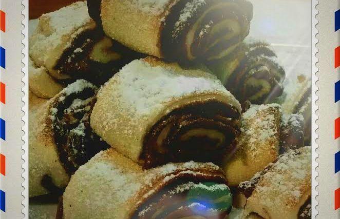 Pastry Blogger: Girelle di Pizza alla Nocella/Nutella sorprendetevi di golosità!   Gossipfish