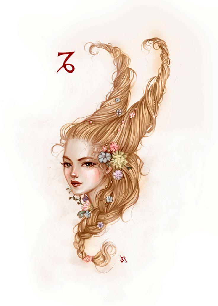 capricorne par Joshua David McKenney | Zodiac/Horoscopes ...