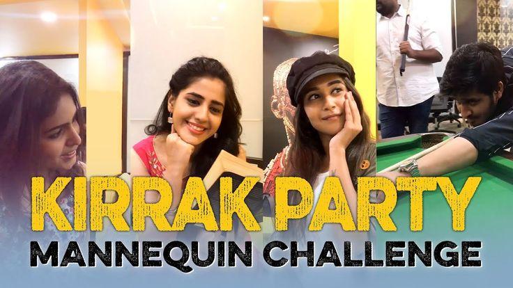 Guruvaram Song Mannequin Challenge | Kirrak Party Team | Nikhil Siddhart...