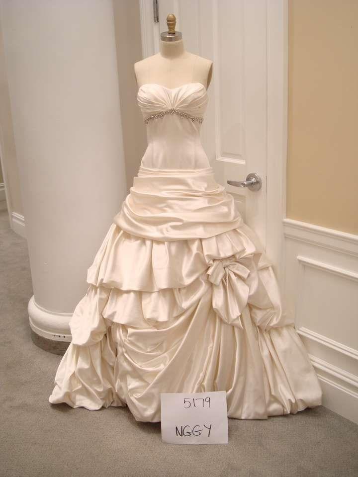 4115 wedding dress pnina tornai and wedding dress for Used pnina tornai wedding dress