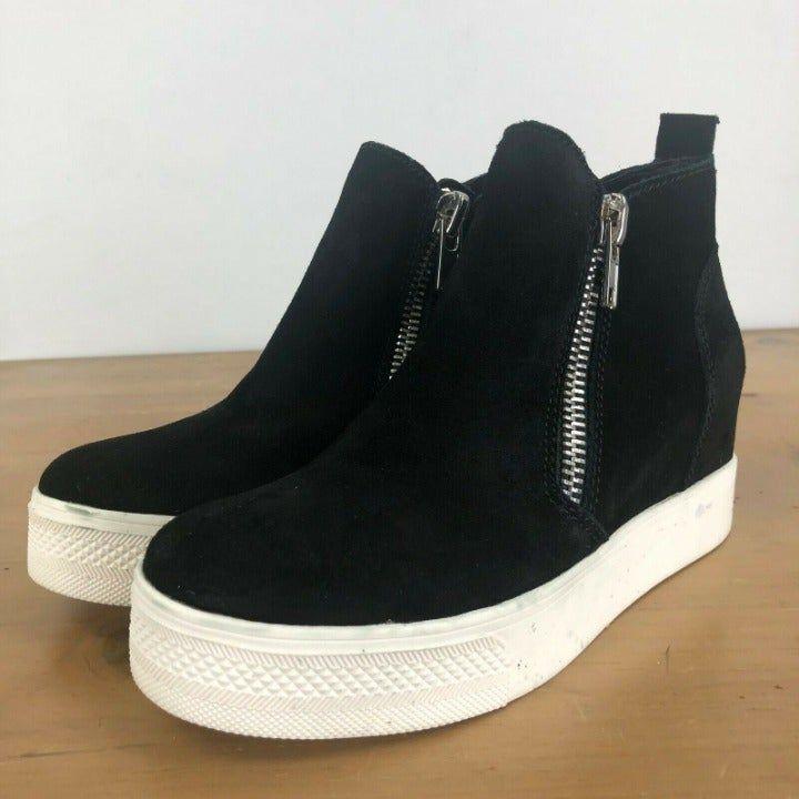Minimalist shoes, Hidden wedge sneakers